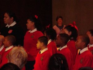 The Salvation Army Children's Choir