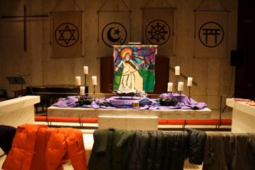 Chapel Coats
