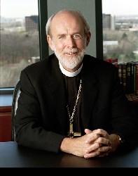 Bishop Mark Hanson of the ELCA